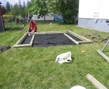 New Raised Bed – Wheelchair Accessible