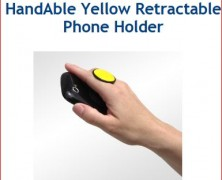 Handable Cell Phone Holder
