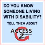 Easter Seals Canada – Access 2 Entertainment Card