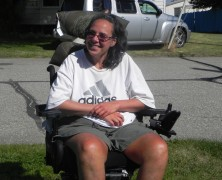 Handcycle 2012
